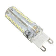 10 x G9 7W LED Blanco frio No regulable 60w Reemplazo de bombilla halogena Lampa