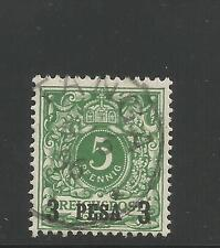 German E. Africa, Mi. # 2 I, Used, F/VF, BPP. CV € 60.00