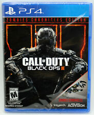 Black Ops 3 III Call of Duty Zombies Chronicles Edition Playstation 4 PS4 NTSC