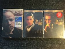 The Godfather Part 1-2-3 (3-Dvd Set) widescreen.New & Factory Sealed!