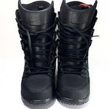 Nike Snowboard Vapen Snowboard Boots Black on Black Men's Size 7.5 477125 002