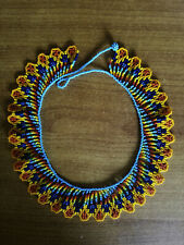 Handmade colombian necklace Embera Tribe