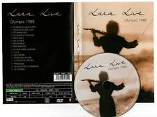 "CATHERINE LARA ""Lara Live - Olympia 1988"" (DVD) 2003"