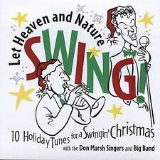 Let Heaven & Nature Swing: 10 Holiday Tunes For a Swingin Christmas (Audio CD)