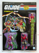 G.I. Joe Cobra-La Team MOC Hasbro 1987 Golobulus Nemesis Enforcer Royal Guard