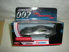 CORGI 007 ASTON MARTIN VANQUISH DIE ANOTHER DAY MISB