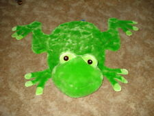 Toy Restore Restyle Kids Commonwealth plush Frog fuzzy Rug floor mat