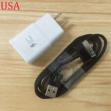"USA Travel Wall Fast Charger Cable 7/8.9 /10.1""For Samsung Galaxy Tab 2 Tablet"
