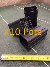 Pots pour palmiers/cycas 7x7x14 (0,7litres)/ Cycad/palm pots X10