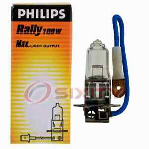 Philips H3-100WC1 Fog Light Bulb for Electrical Lighting Body Exterior  ck