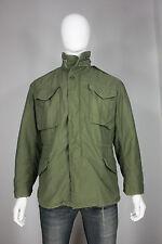 Vintage M-65 field jacket S dated 1969 cotton vietnam military liner vtg