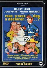 """DVD RENÉ CHATEAU """"VOUS N'AVEZ RIEN A DÉCLARER"""" FILM DE CLÉMENT DUHOUR"""