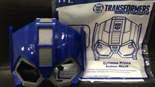 Optimus Prime Mask McDonald Happy Meal Transformers Robots Disguise 4 unopened