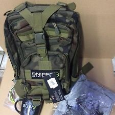 SNIPER GHOST WARRIOR 3 STEALTH COLLECTOR'S EDITION CONTENT ONLY NEW BACKPACK MUG