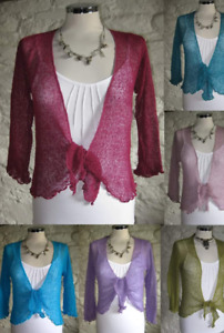 Fair trade - GRINGO shrugs - one size 35 colours available