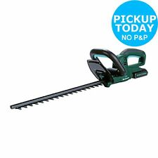 McGregor 45cm Cordless Electric Hedge Trimmer - 18V.