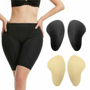 Crossdresser Butt Hip Enhancer Padded Shaper Panties Sponge Hip Pads Underwear