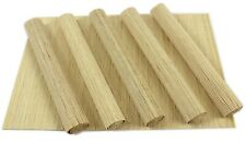 SET OF 6 PLACEMATS TABLE MATS BAMBOO ORIENTAL EXTRA LARGE TABLEWARE DINING