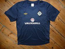 NORTHERN IRELAND SHIRT XL Soccer jersey Training Top  ULSTER RANGERS NORNIRN