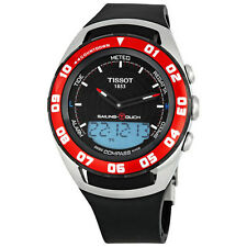 Tissot Sailing Touch Black Dial Mens Watch T0564202705100
