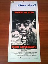 TORO SCATENATO locandina poster Raging Bull Robert De Niro Pesci Scorsese S28