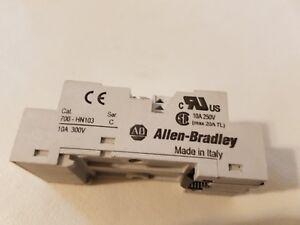 Allen Bradley 700-HN103 Série C Relais Prise 10A 300V 700HN103
