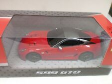 AUTO RADIO COMANDATA - FERRARI 599 GTO - RASTAR MONDO RC 1/24