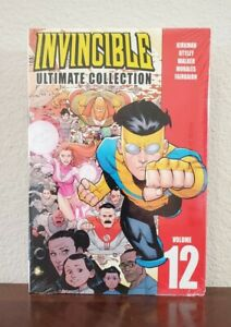INVINCIBLE UTIMATE COLLECTION VOL 12 Brand New Factory Sealed 9.4 NM