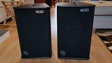 More details for nexo ps10 speakers monitors pair