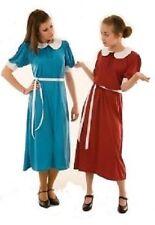 Costumi e travestimenti blu vestito per carnevale e teatro da donna dal Regno Unito