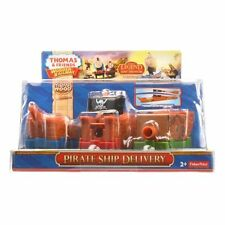 PIRATE SHIP DELIVERY Thomas Tank Engine Wooden Railway NEW IN BOX Train