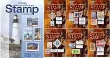 2013 & 2009 Scott Stamp Standard Stamp PDF Catalog 6 Volume & 2013 Vol.1 DVD