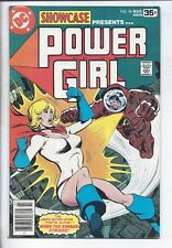 SHOWCASE   #98  (  FN/VF  )  **  SALE  ***  EARLY POWERGIRL
