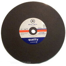 "STIHL SAW  Dronco 12"" Metal Cutting Discs Box of 25"