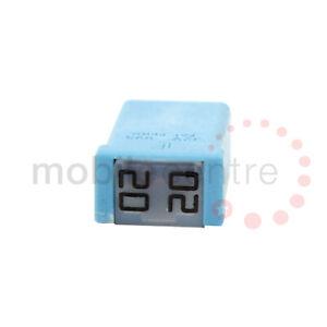 MCase 20A Micro Fuse 20amp (20 Amp) 32V (M CASE) 2.9mm Terminals 0-379-09