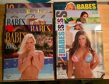 Babes '00-'02, '10-'12, '16-'18 Calendars