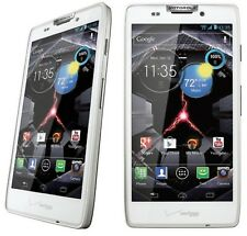 GREAT!!! Motorola Droid RAZR HD XT926 White Android 4G Touch VERIZON Smartphone