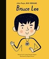 Bruce Lee (34) (Little People  BIG DREAMS) New Hardcover Book