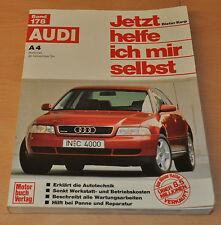 Audi A4 A 4 Quattro Benziner ab November 94 Reparaturanleitung JHIMS 178