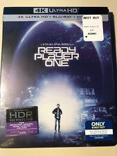 Ready Player One 4K/UHD Best Buy Exclusive (4K Ultra HD + Blu-ray + Digital)