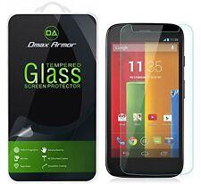 Dmax Armor for Motorola Moto G (1st Gen) Tempered Glass Screen Protector Saver