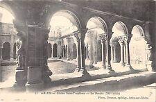BF10416 arles cloitre saint trophime le porche france      France