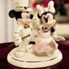 Lenox Disney Minnie and Mickey Mouse Dancing Til Dawn