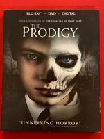 THE PRODIGY(BLU-RAY+DVD+DIGITAL) NEW With Slipcover Factory Sealed