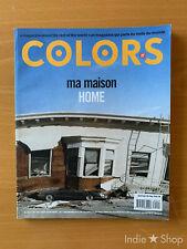 COLORS Magazine #27 – Home