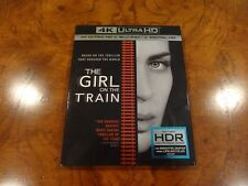 4K UHD Disc & case only | THE GIRL ON THE TRAIN