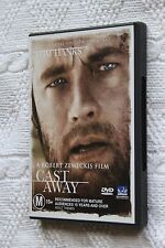 Cast Away (DVD, Special Edition, 2 Disc),R-4, Like new(Discs: New) free shipping