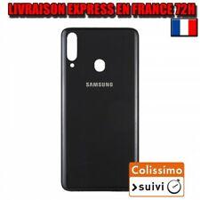 VITRE ARRIERE SUR CHASSIS Samsung Galaxy A20s A207 NOIR 2