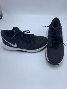 Nike Men's Air Precision II NBK Basketball Shoes Black/White Size 6 AQ3521-001