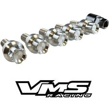 VMS RACING 20 97-09 PORSCHE BOXSTER & S STAINLESS STEEL LOCKING LUG NUTS BOLTS